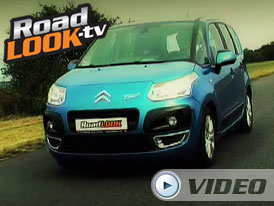 Citroen C3 Picasso: krabička (Roadlook TV)