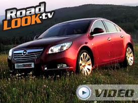Opel Insignia - pan (ne)dokonalý (Roadlook TV)