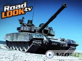 Pozor, jede tank - T72 M4CZ (Roadlook TV)