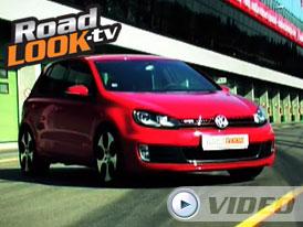 VW Golf GTI: Řidič versus ESP (Roadlook TV)