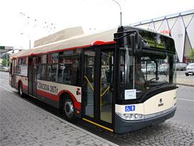 Škoda Electric dodá do Sofie trolejbusy za 370 milionů korun