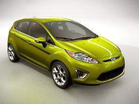 Ford Fiesta: Nová tvář pro Ameriku