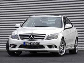 Daimler: Příští generace Mercedesu třídy C se bude vyrábět i v USA