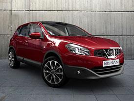 Nissan Qashqai po faceliftu: První fotografie