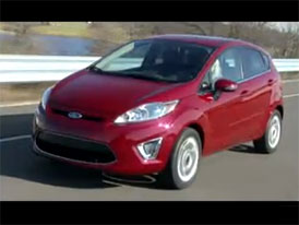 Video: Ford Fiesta � Hatchback ve specifikaci pro USA