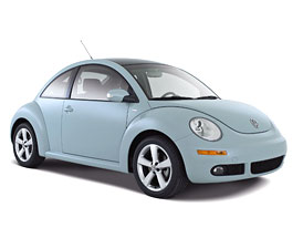 VW New Beetle Final Edition: Brouk jede do finále