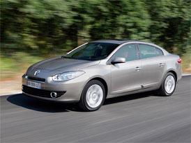Renault Fluence: První jízdní dojmy