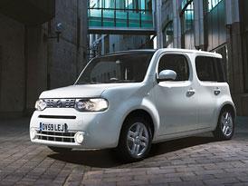 Nissan Cube míří do Evropy, nejprve do Velké Británie