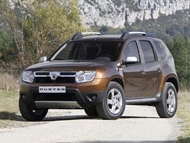 Dacia Duster dostane automatickou převodovku, nejprve pro Blízký Východ