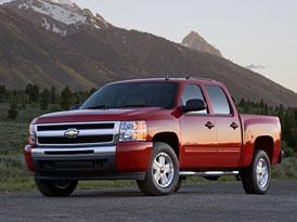 GM: Motory V8 s variabilním časováním ventilů pro velké pick-upy