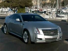 Video: Cadillac CTS Coupe – Prohlídka exteriéru nového kupé