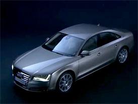 Video: Audi A8 – Detailní představení třetí generace