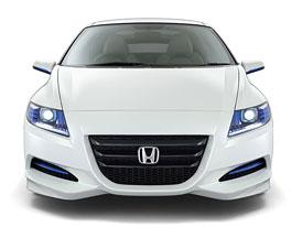 Honda CR-Z: První technická data hybridního Insight-kupé