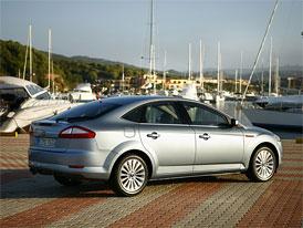 Český trh v listopadu 2009: Ford Mondeo v čele dovozové střední třídy, BMW 3 v Top 5