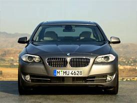 Český trh v prvním pololetí 2010: Vládcem vyšší střední třídy je BMW 5, Mercedes a Audi nestačí