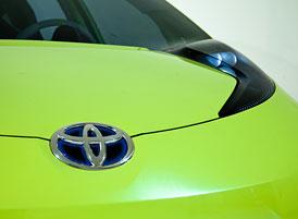 Toyota chystá hybridní miniauto, koncept se představí v lednu v Detroitu