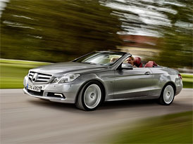 Mercedes-Benz E kupé a kabrio: Biturbo V8 na českém trhu