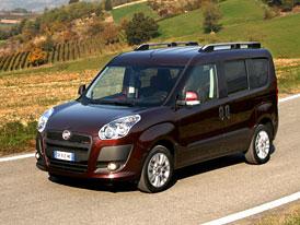 Fiat Doblò: Technická data a nové fotky