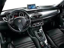 Alfa Romeo Giulietta: Interiér a další nové fotografie