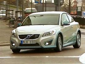 Video: Volvo C30 BEV – Elektromobil z kompaktního hatchbacku