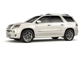 GMC Acadia Denali: Luxus v americkém crossoveru