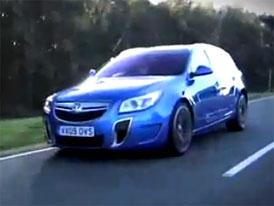 Video: Vauxhall Insignia VXR Sports Tourer � Rychl� st�hov�k