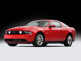 Ford Mustang GT 2011: Nový model také s motorem 5,0 V8 Ti-VCT