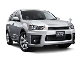 Mitsubishi Outlander Roadest: Nový dvoulitr pro japonský trh