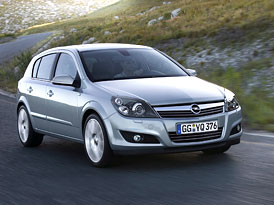 Opel Astra Classic III: Astra H v akci od 274.900,- Kč