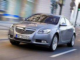 Opel Insignia: Od ledna levn�j��, prvn� cena 528.200,- K�