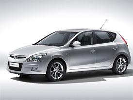 Hyundai i30 s 20% DPH: Plošné zvýšení cen o 5.000,-Kč u prvních 3 výbav, první cena 269.900,-Kč