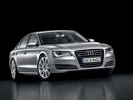Český trh v září 2010: Audi A8 vládne luxusní třídě