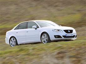 SEAT Exeo: Tříletá záruka, nový motor 2,0 TDI (88 kW) a výbava zdarma pro akční modely