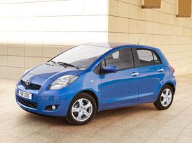 Toyota Yaris: Mal� facelift pro rok 2010