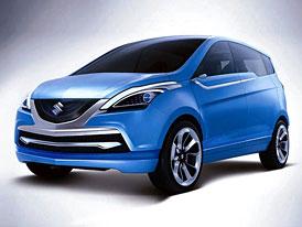 Maruti Suzuki R3: Šestimístný minivan pro Indii