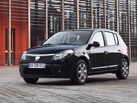 Dacia Black Edition: Dacia s lehkým nádechem luxusu