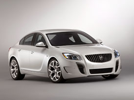 Buick Regal GS Concept: GM s�hlo do koncernov�ho reg�lu
