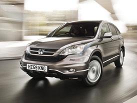 Honda CR-V: Nov� generace odsunuta kv�li zem�t�esen�