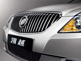 GM loni prodal v Číně 1,8 milionu aut