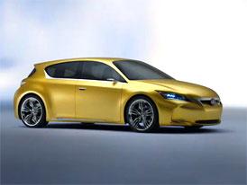 Video: Lexus LF-Ch Concept – Hatchback pro nižší střední třídu