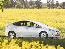 Nejprodávanějším autem v Japonsku byl loni poprvé hybridní vůz