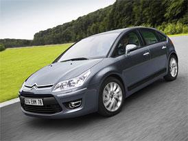 Citroën C4 levnější: Nižší střední na českém trhu od 253.900,- Kč