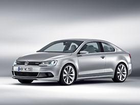VW New Compact Coupe Concept: TSI, elektromotor a 4,2 l/100 km