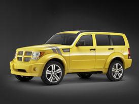 Dodge Nitro 2010: Nové modely Heat, Detonator a Shock pro americký trh