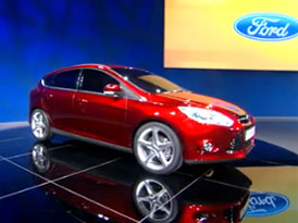 Video: Ford Focus � Premi�ra nov� generace v Detroitu