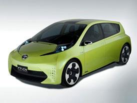 Toyota FT-CH: Malý Prius a strategie na další desetiletí