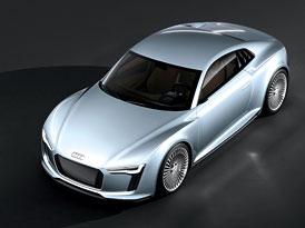 Audi e-tron: Čtyřmetrové elektro-kupé dostává reálnější podobu