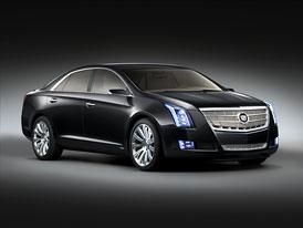 Cadillac XTS Platinum: S hybridem proti Lexusu a Mercedesu