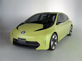 Video: Toyota FT-CH – Koncept hybridního hatchbacku