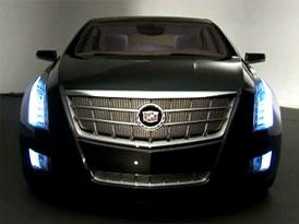 Video: Cadillac XTS Platinum – Studie luxusního sedanu